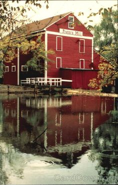 Prater's Mill Dalton Georgia - beautiful place and really nice fair in the fall.