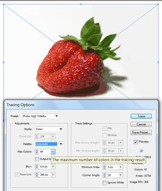 Quick Tip: How to Use the New Image Trace in Adobe Illustrator CS6 | Vectortuts+