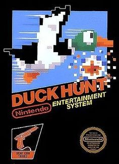 Oh how I loved my Nintendo. :-) Duck Hunt was awesome. :-)