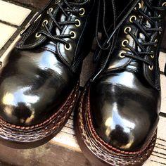 SAVOIA 003:Dr.martens BUHI Custom shoes