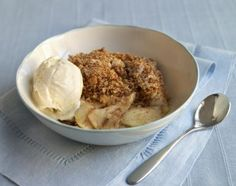 Old Fashioned Apple Brown Betty: Apple Browni Betty
