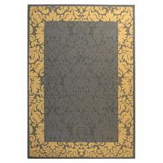 Have to have it. Safavieh CY2727 Courtyard Rug - $91.99 @hayneedle