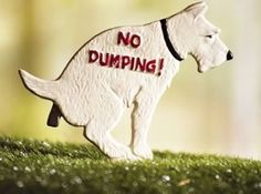 I so need one of these for those neighbors that think it's ok for Fido to poo in my yard on their daily walk!