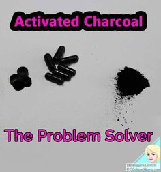 Activated Charcoal - a medicine cabinet must. Internal uses of activated charcoal making it a natural miracle, used in emergency rooms around the world. Whole Food Diet, Holistic Medicine, Activated Charcoal, Health Matters, Natural Cures, Vitamins And Minerals, Healthy Living, Healthy Life, Herbal Remedies
