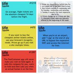 LifeHacks for work!