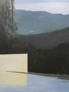 Michael de Kok, Pool 200x150cm on ArtStack #michael-de-kok #art