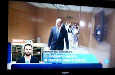 """""""rescate para la banca"""" Telediario - TVE"""
