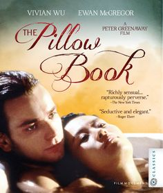 Pillow Book - Blu-Ray (Film Movement Region A) Release Date: June 9, 2015 (Amazon U.S.)
