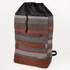 HEX Westmore Cloak Backpack Woven Stripe