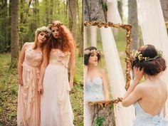 Alice in Wonderland Wedding Inspiration source: ruffled