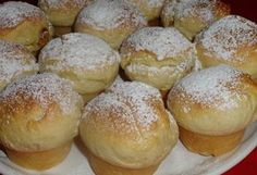 Fánk muffin My Recipes, Sweet Recipes, Cake Recipes, Cooking Recipes, Sweet Cookies, Hungarian Recipes, Sweet And Salty, A 17, Food To Make