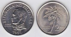 Dashing 1995 Philippines 10 Sentimo Coin Asia