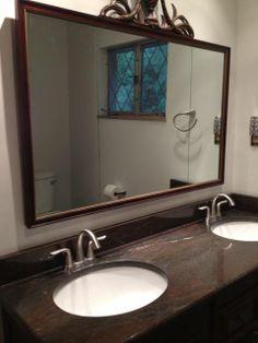 Bathroom Sinks Knoxville Tn ivory wave hanstone quartz vanity for the saunders family