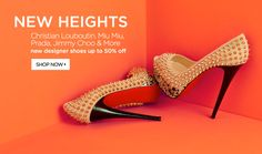 Bluefly - Designer Clothing, Handbags, Shoes & Accessories (Prada, Fendi, Gucci & more) at Discount Prices