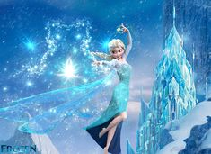 Frozen Elsa by Meddek