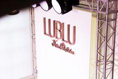 Image from the LUBLU Kira Plastinina SS14 fashion show.