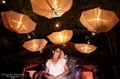Noite iluminada @thaisdamaral #wedding #decoração #decorations #casamento…