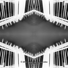 Rejas de Protección. 4/4. Carlos De Vasconcelos. CMDVF. #CarlosDeVasconcelos #CMDVF #Diseño #Ilustración #Arte #Artista #BlancoyNegro #Rejas #Protección / #Design #Illustration #Art #ArtWork #Artist #BlackAndWhite #bw #bnw #Grille #Protection Illustration, Louvre, Animation, Black And White, Drawings, Building, Artwork, Pictures, Painting