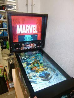 Mini Pincab Marvel