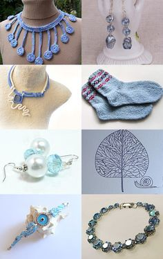 shades of periwinkle!