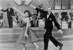 Old Movies, Vintage Movies, Leslie Caron, An American In Paris, Dance Movies, Daddy Long, Gene Kelly, Fred Astaire, Learn To Dance