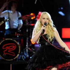 RaeLynn Live Tour 2015 Black T Shirt New Official The Voice Singer