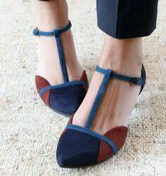 Cute multi-color sandals #shoes