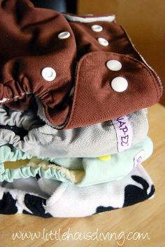 Frugal Cloth Diapering. Cloth Diapers don't need to be expensive. Here are some great ways to save!