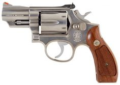 Smith & Wesson Model 66 - Internet Movie Firearms Database - Guns in Movies, TV and Video Games Smith And Wesson Revolvers, Smith N Wesson, Weapons Guns, Guns And Ammo, Rifles, Revolver Pistol, Hunting Guns, Home Defense, Firearms
