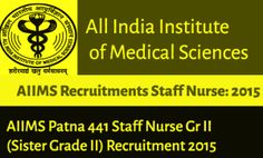 Notification-AIIMS-Staff-Nurse-Posts