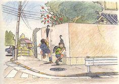 近藤喜文 Yoshifumi Kondō