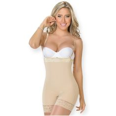 30eca0bf3f MYD 0366 Fajas Colombianas Reductoras Backless Body Shaper Strapless Body  Shaper