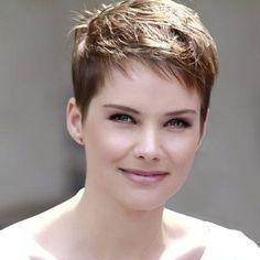 10 hele toffe korte kapsels voor fijn haar die jij zeker niet wilt missen! Bekijk ze snel! - Kapsels voor haar