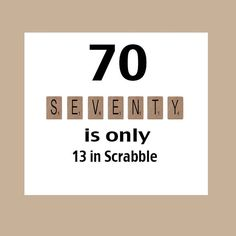 70th Birthday Card Funny By DaizyBlueDesigns On Etsy 400 Ideas For