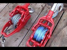 More Power Puller + A Homestead Helper   Wranglerstar - YouTube