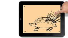 App Trailer: Petting Zoo by Christoph Niemann