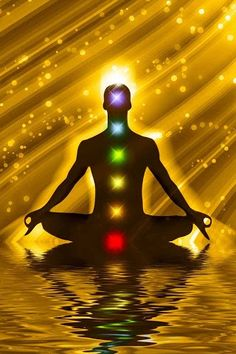 7 chakras are 7 energy nodes in the body that trap the cosmic pranic energy. Hence they need chakra balancing for chakra healing through chakra meditation.