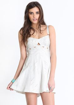 i have this dress..i'm wondering if it's too casual to wear to a sunday late afternoon summer wedding?
