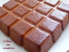Gâteau aux carambars #recettessucrees #carambar - 20 carambars - 10 cl de lait - 100 g de beurre - 2 pincées...