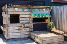 Wooden Sandpits made in Melbourne from Recycled timber