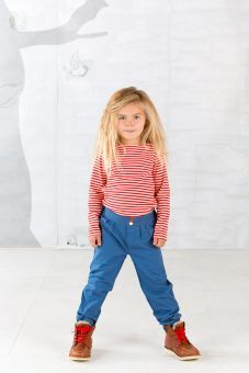AlbaBabY Diana Pants blue