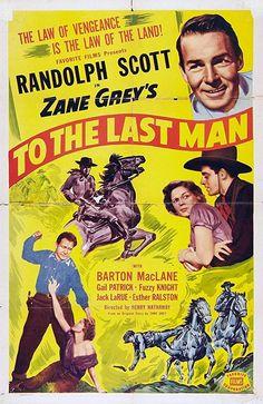 [~ Full Films ~] To the Last Man 1933 Watch online Movies 2019, Hd Movies, Barton Maclane, Shirley Temple, Gail Patrick, Randolph Scott, Zane Grey, Last Man, Movies Playing