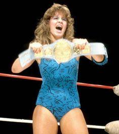 Wendi Richter - Female Wrestling