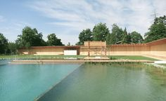 A Bigger Splash: The public outdoor pools making waves