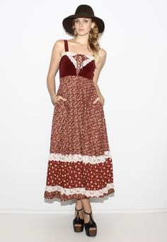 Gunne Sax dresses.  they will ALL be mine. check!