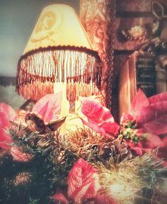 A Vintage Christmas, Angels, Lighting... Photo by Julie Cruzan 2014