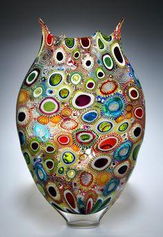 Arte en cristal - David Patchen