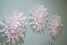 Little Snowflake Party | CatchMyParty.com