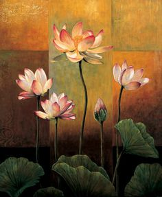 Oil Painting Flowers Art Dot Art Flower Sunrise Oil Painting Pink And Grey Abstract Wall Art Blush Abstract Wall Art Lotus Painting, Buddha Painting, Oil Painting Flowers, Diy Painting, Lotus Flower Paintings, Painting Doors, Painting Classes, Interior Painting, Painting Canvas