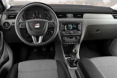 Noul SEAT Toledo - un interior atent gandit, de calitate si accesibil.